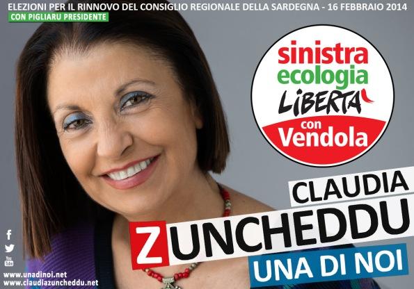 Claudia Zuncheddu