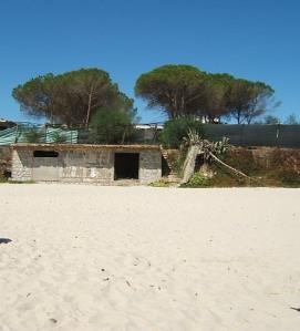Castiadas, ex Hotel Villa Rey, fronte spiaggia