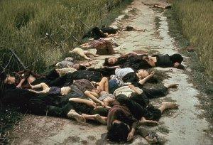 Vietnam, massacro di My Lai (foto Ronald L. Haeberle)