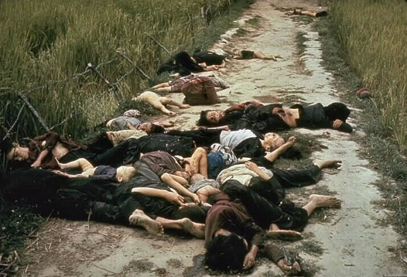 Vietnam, massacro di My LaiMy_Lai_massacre