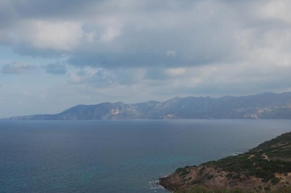 Gonnesa-Iglesias, costa di Nebida e Funtanamare