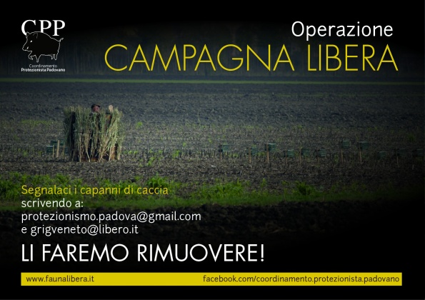 operazione Campagna Libera - Veneto