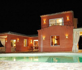 Arzachena, Costa Smeralda, La Villa Yolanda