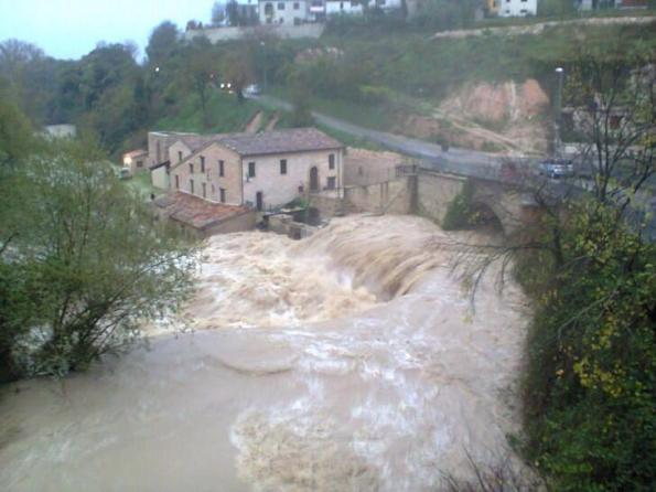 Marche, alluvione (2014)