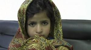 Afghanistan, bambina-sposa