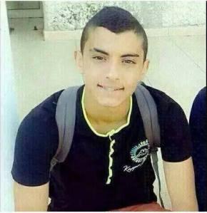 Yarin ben Mor, ragazzino di Ashkelon ferito gravemente da razzi sparati da Hamas