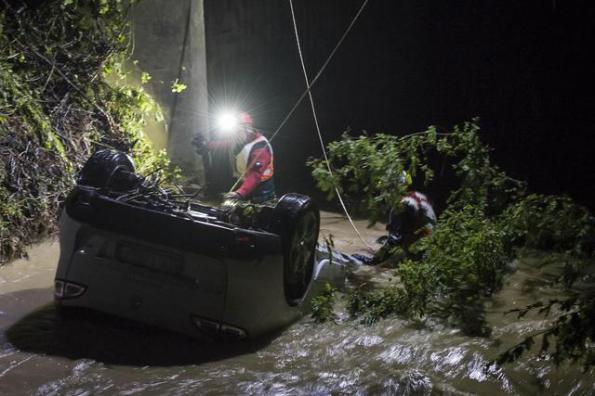 Bomba acqua Trevigiano: bilancio 4 morti e 4 feriti gravi