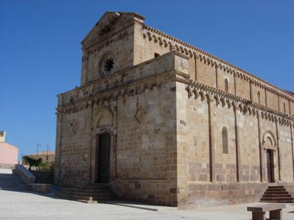 Santa Maria di Monserrato - Tratalias