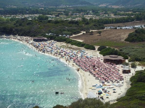 Castiadas, spiaggia di Monte Turnu