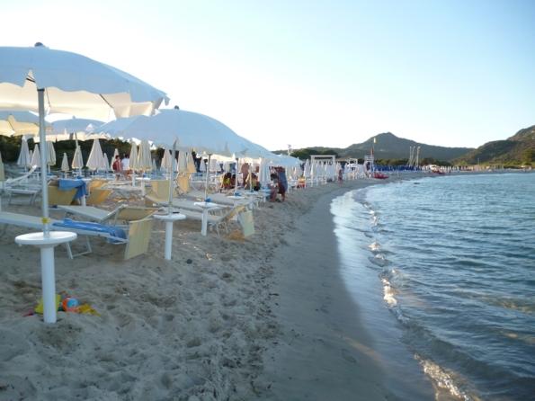 Castiadas-Muravera, Scoglio di Peppino, spiaggia