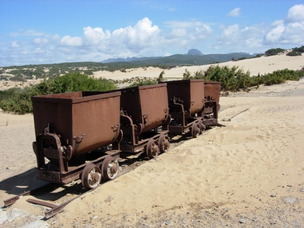 Arbus, dune di Piscinas