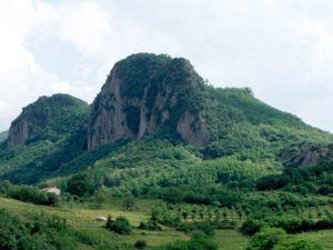 Parco naturale regionale dei Colli Euganei (da www.parks.it)