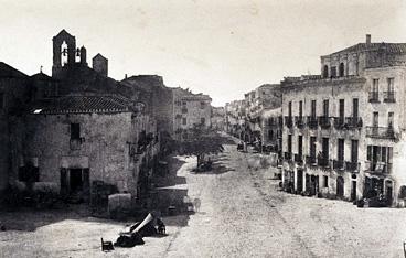 Cagliari, Chiesa di San Francesco di Stampace (XIX sec.)