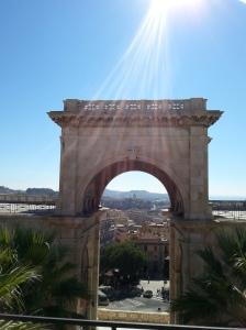 Bastione Saint Remy - Cagliari