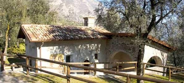 Limone del Garda, Chiesa di San Pietro in Oliveto