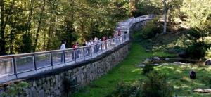 Parco nazionale della Foresta Bavarese, Lusen National Park Centre, area faunistica