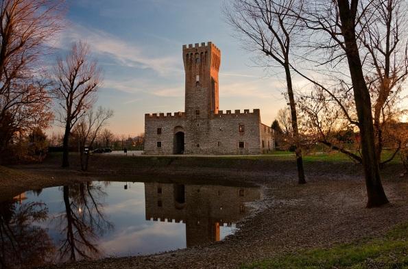 Cervarese S. Croce, Castello di S. Martino