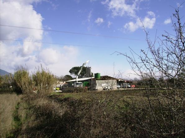 Pontecorvo, centrale a biomassa in costruzione