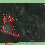 Foresta demaniale del Marganai, terzo taglio 2013