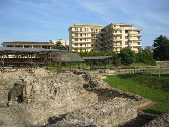 Montegrotto Terme, area archeologica