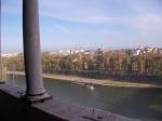 Roma, Castel S. Angelo, vista suitetti