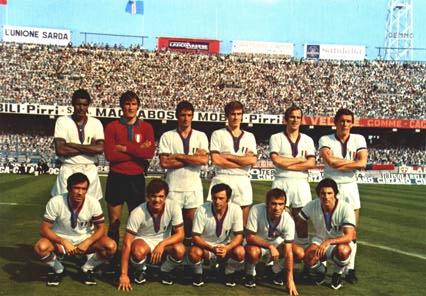 Cagliari, Campione d'Italia 1969-1970