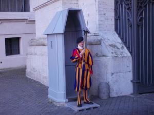 Roma, Città del Vaticano, Guardia Svizzera