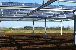 Villasor, Su Scioffu, pannelli fotovoltaici (da www.fotovoltaicosulweb.it)