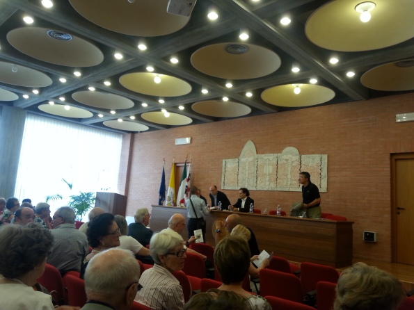 """Cagliari, dibattito sulla Lettera enciclica """"laudato si"""" (3 luglio 2015)"""