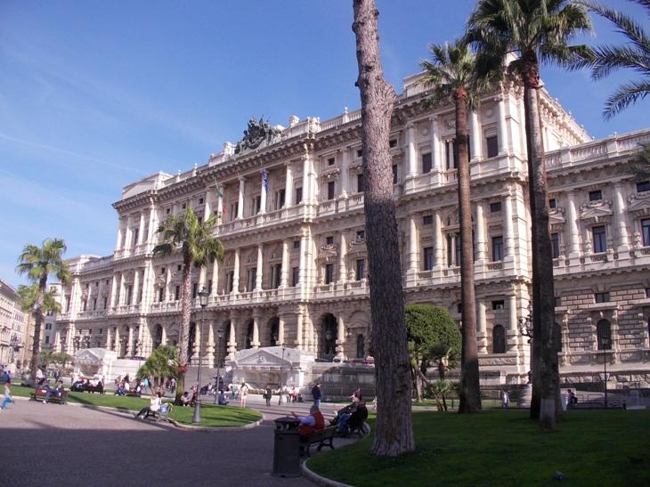 Roma, Corte di cassazione