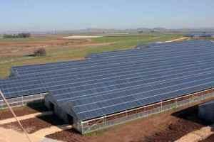 Villasor, Su Scioffu, serre fotovoltaiche (da www.greenme.it)