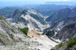 Carrara, bacino estrattivoTorano