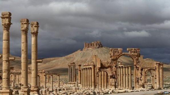 Palmira (foto B.B.C.)