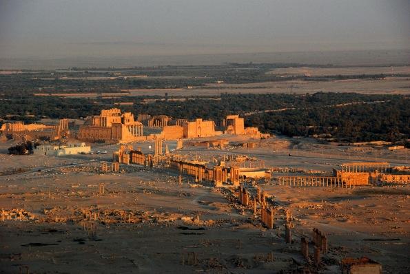 Palmyra (foto Wikipedia)