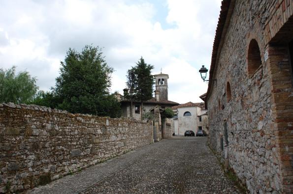Cervignano del Friuli, Strassoldo di Sopra