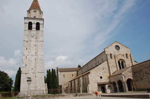 Aquileia, Basilica patriarcale di S. Maria Assunta