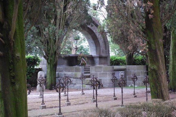 """Aquileia, Cimitero degli Eroi. Meriterebbe senz'altro di divenire """"monumento nazionale"""""""
