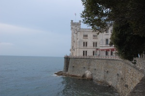 Trieste, Castello di Miramare