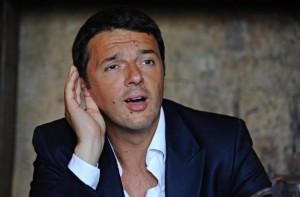 Matteo Renzi, Presidente del Consiglio della Repubblica Italiana
