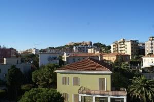 Cagliari, Villa Putzu prima della demolizione