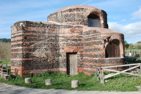 Siligo, Chiesa di Nostra Signora di Mesu Mundu (S. Maria di Bubalis)