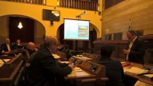 Cagliari, conferenza di servizi preliminare progetto nuovo stadio (18 gennaio 2016)
