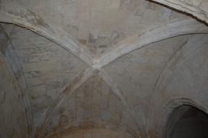 Cagliari, Convento di S. Francesco di Stampace, volta a crociera