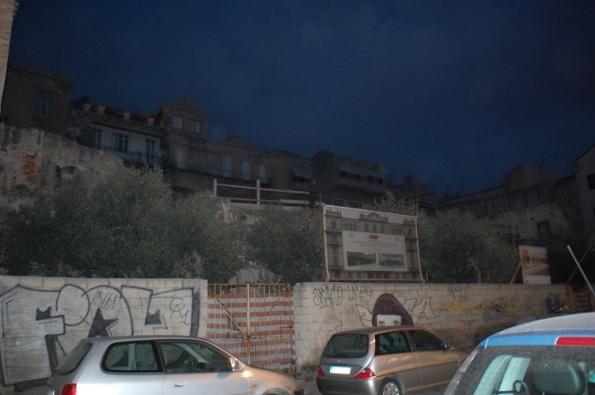 Cagliari, ruderi del Convento di S. Francesco di Stampace