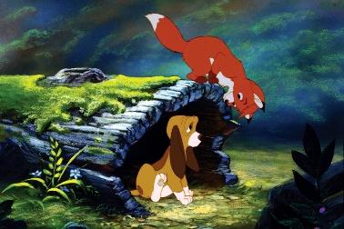Red e Toby (Walt Disney Production)
