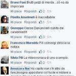Monte Prama, commenti sulla pagina Facebook dell'on. Mauro Pili (grnn. 2016)