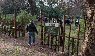 """Cagliari, parco pubblico """"Siro Vannelli"""""""