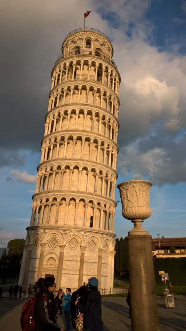 Pisa, la Torre