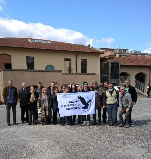Pisa, riunione GrIG 12 marzo 2016