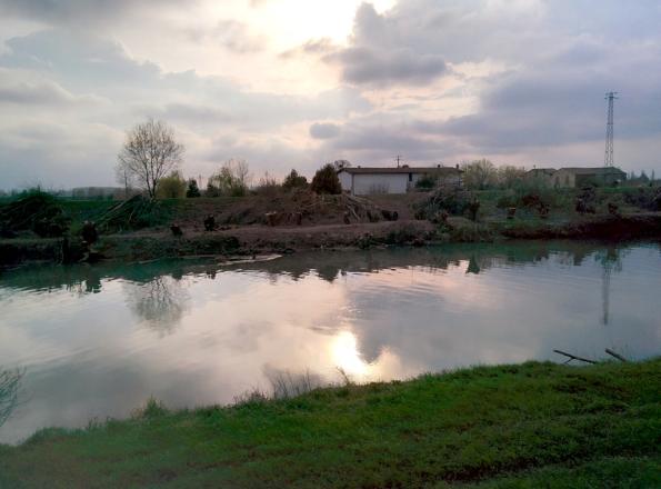 Argine Bacchiglione - Cà di Mezzo (PD)